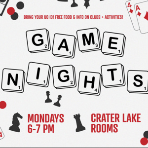 Event: Game Nights