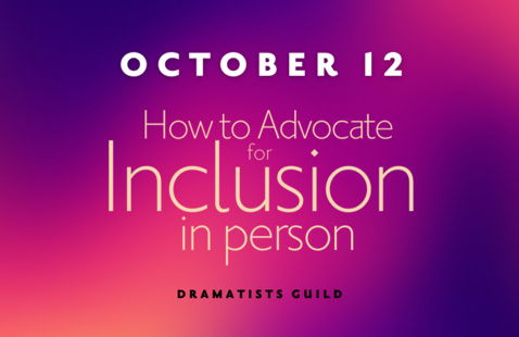How to Advocate for Inclusion in Person
