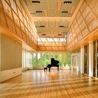 Stull Recital Hall interior