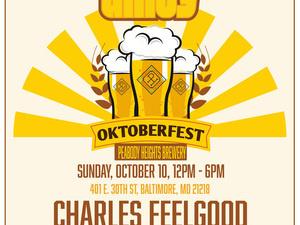 Unity Oktoberfest at Peabody Heights Brewery 10.10.21