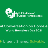 A Global Conversation on Homelessness