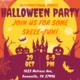 International House: Halloween Party