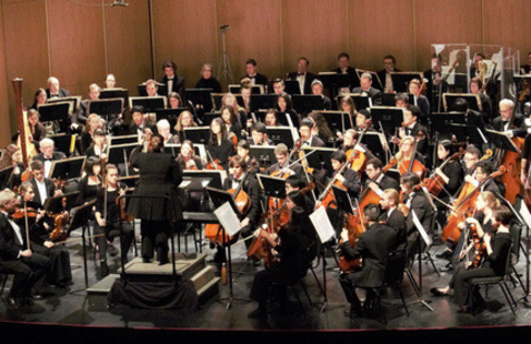 Symphony Orchestra Concert