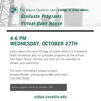 Levin Virtual Fall Open House