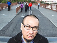"""""""Refugeography: Vietnamese American Spoken Word Poet and Children's Book Author Bao Phi shares poems and stories about the writing life."""""""