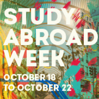 Around the World with International Programs: 2021 Study Abroad Fair