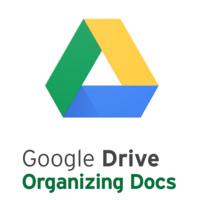 Google Drive: Organizing Documents