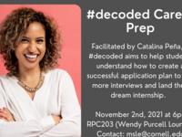 #decoded Career Prep