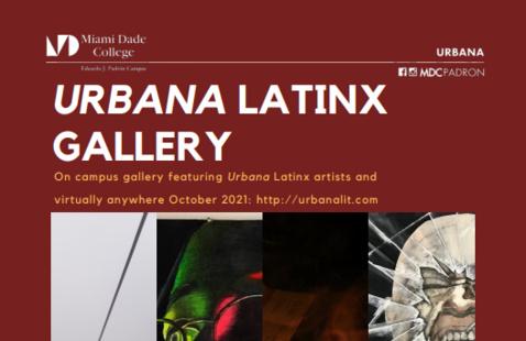 Urbana Latinx Gallery