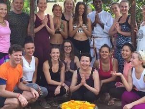 200 hour yoga training goa