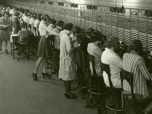 Overload: Switchboard Automation and the Disability History of 0s and 1s
