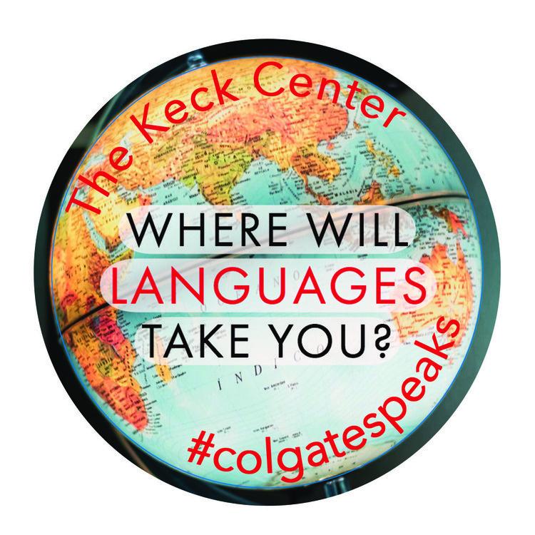 Keck Center image of globe