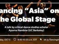 """Dancing """"Asia"""" on the Global Stage"""