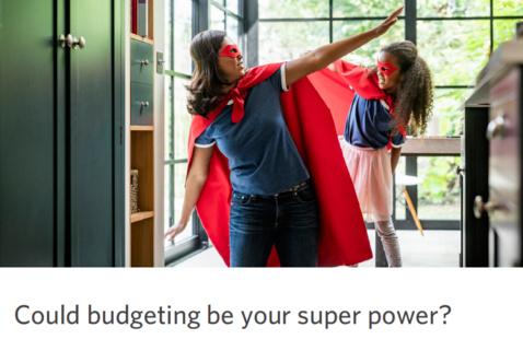 Edward Jones Power of Budgeting Workshop