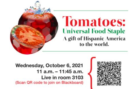Tomatoes: Universal Food Staple
