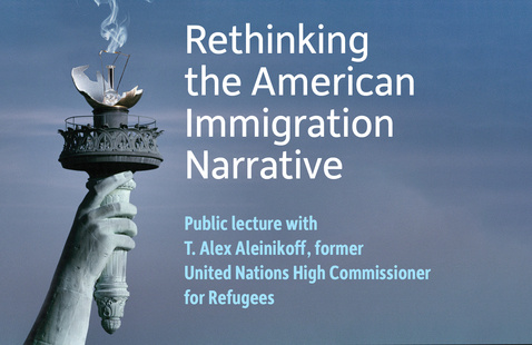 Sawyer Seminar Lecture:  Rethinking the American Immigration Narrative