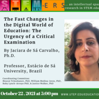 The Fast Changes in the Digital World of Education: The Urgency of a Critical Examination