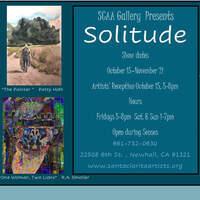 Artist Reception - Solitude