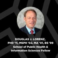 Interview with SPHIS Alumni Fellow Dr. Douglas Lorenz
