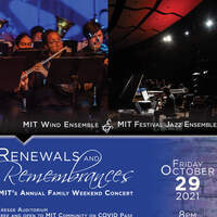 Renewals and Remembrances—MIT's Annual Family Weekend Concert