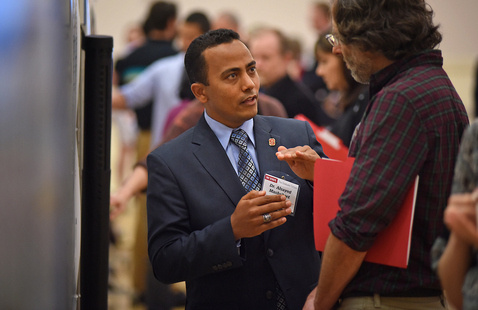 Employer Networking Event for Second-Year Students