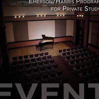 Emerson/Harris Voice Group Recital