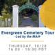 Evergreen Cemetery Tour