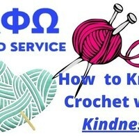 How  to Knit & Crochet with Kindness