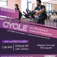 UREC CYCLE for Advocacy & Violence Prevention