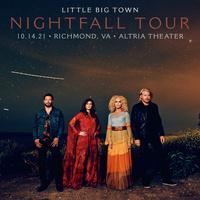 Little Big Town - Nightfall Tour