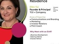 PIHE Entrepreneurs in Residence: Ellen Yui, P '14 & P '16