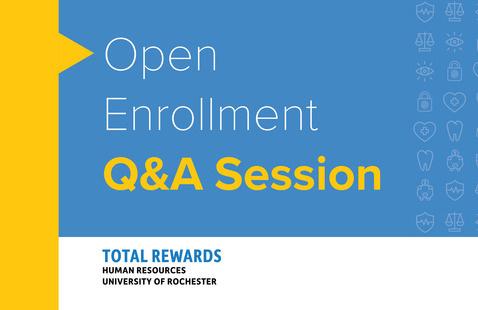 Open Enrollment-Q&A Session