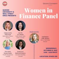 Women in Finance Panel