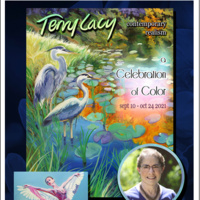 Terry Lacy  Contemporary Realism:  A Celebration of Color (Art Show)