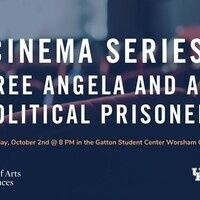 Cinema Series: Free Angela and All Political Prisoners