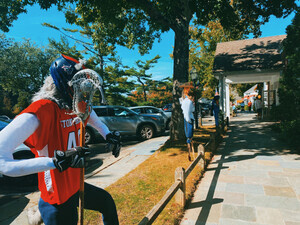The 31st Annual Scarecrow Competition
