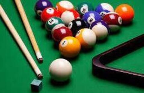 Family Weekend Pool Tournament hosted by Program Council