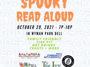 Spooky Read Aloud