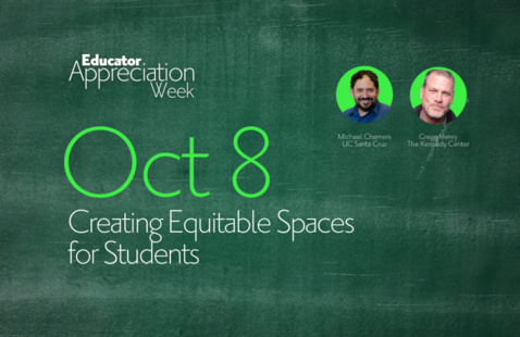 EAW21: Creating Equitable Spaces for Students