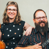 April Verch and Cody Walters perform at the Shady Grove Coffeehouse on October 16