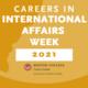 Careers in International Affairs Week: Alumni Panel