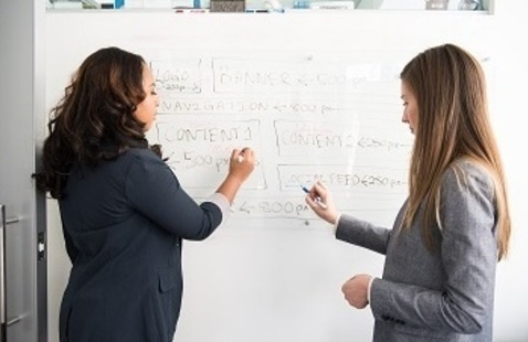 Hispanic women in STEM