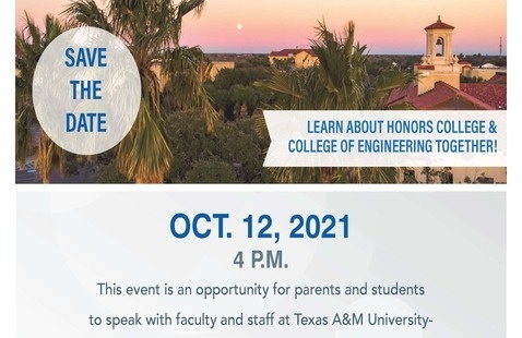 College of Engineering & Honors College Event - Info Session
