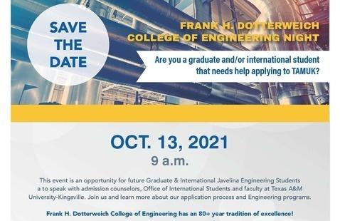 Graduate & International Student Info Session Event