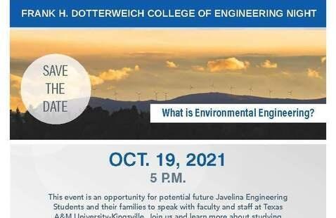 Environmental Engineering - Info Session