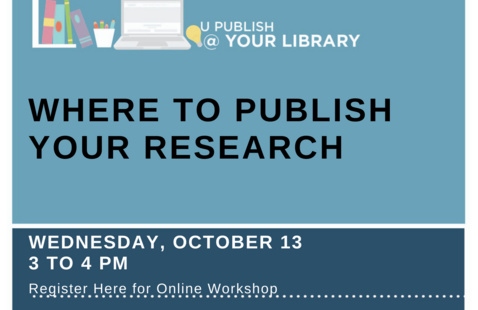 Information for library instruction workshop