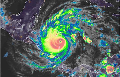 'Canes on Canes:The 2021 Atlantic Hurricane Mid-Season Update