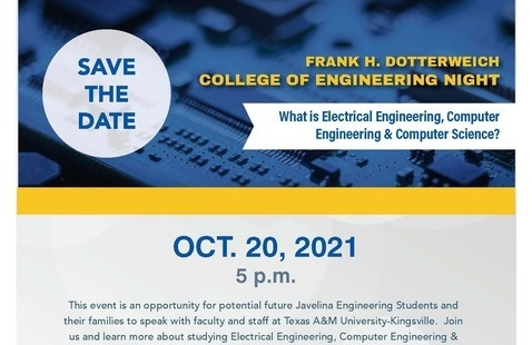 Electrical Engineering, Computer Engineering & Computer Science Event - Info Session