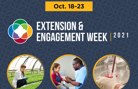 Extension and Engagement Week 2021