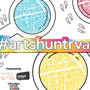 #ArtsHuntRVA